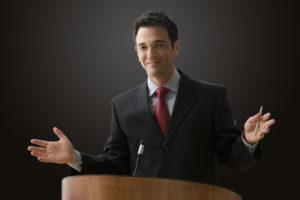 prof. speaker