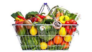 basket of colorful food
